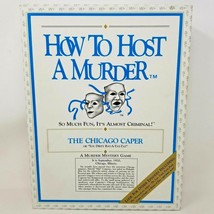 How to Host a Murder Party Game Episode 5 -The Chicago Caper, Dinner Par... - $26.56