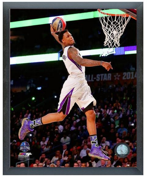 Ben McLemore Slam Dunk Contest 2014 NBA All-Star Game- 11