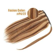 Lacer Balayage Blonde Ponytail Extension Clip in Ponytail Hair Extensions Remy H image 5