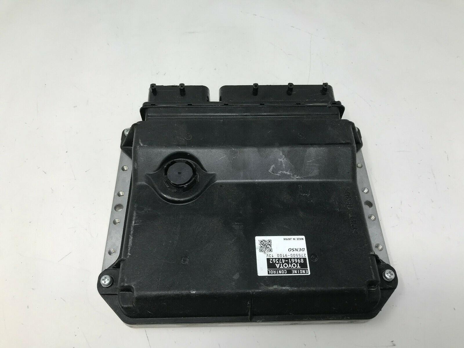 2012-2013 Toyota Prius Engine Control Module Unit ECU ECM OEM B4B004 - $49.49