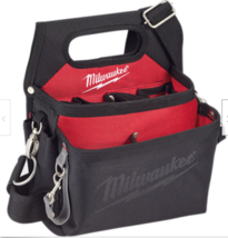 Milwaukee 48-22-8112 Durable Electrician's Tool Pouch w/ quick-adjust be... - $44.55