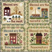 FULL BUNDLE Saltbox Scriptures (4) Thread Packs Little House-Classic Col... - $47.60