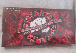 An Ultra Hard to Find/Factory Sealed/Fistarts A Mixed Martial Arts Game - $54.99
