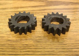 2 Starter gear for John Deere LG280104, LG280104S, LG693059, M150236, M83184 - $6.95