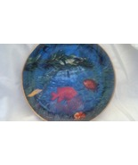 Plate Forest Beneath The Sea - Coral Paradise, Fish, Ocean,Hamilton Coll... - $22.50