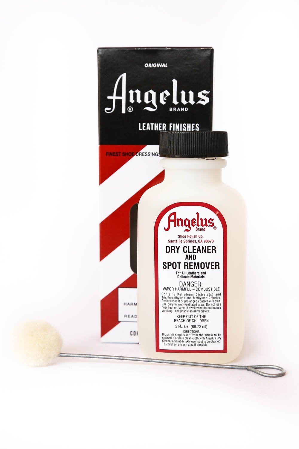 Primary image for Angelus Brand Dry Cleaner and Spot Remover 3 oz.
