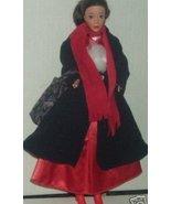 MARY POPPINS Barbie size Doll dressed Disney - $42.99