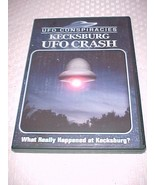 UFO CONSPIRACIES KECKSBURG UFO CRASH DVD - $2.99