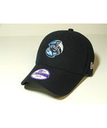 Lakewood Blueclaws 9Forty New Era Kids Velcro Strap Youth Hat Black Bran... - $8.99