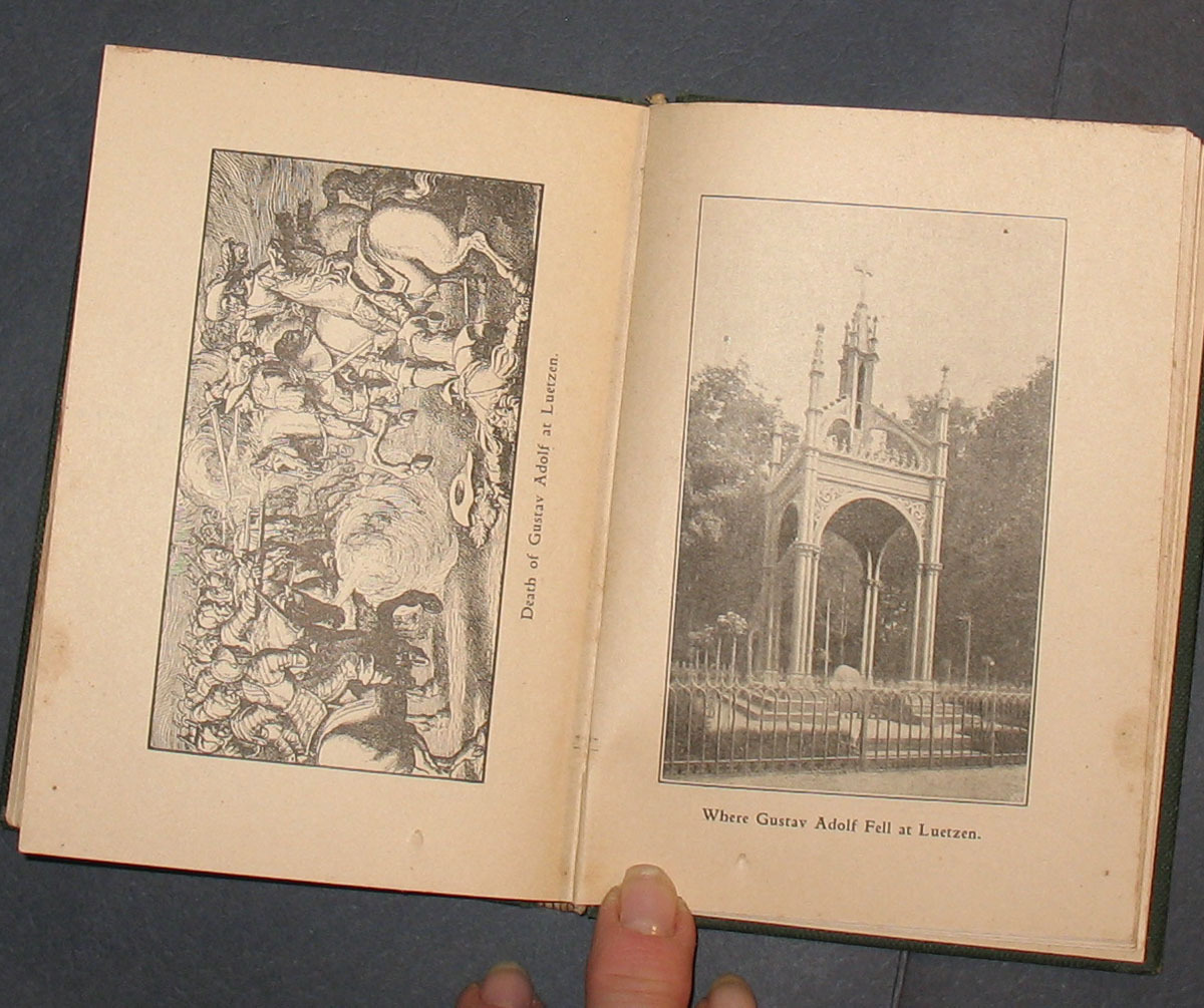 """""""The Midnight Lion"""" William Dallmann, 1930. Small Cloth Hardcover with Gold Trim"""