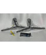 OEM Sony XBR-75X950H Stand Legs Necks & Screws 5-009-372-11, 5-009-368-1... - $53.96