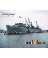 USS CANOPUS AS 34 Personalized Canvas Paper Print - $11.95