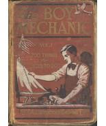 The Boy Mechanic - Volumes 1 and 2 - PDF - CDROM - $9.99