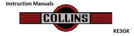 Collins Radio Schematics & Instruction Manuals - $9.99