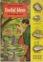 Popular Mechanics Useful ideas* 1951 * PDF * CDROM - $9.99