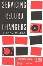 Servicing Record Changers 1956 - CDROM - PDF - $9.99