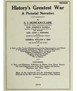 Pictorial Narrative of the Great War * World War I * WWI * CDROM * PDF - $7.99