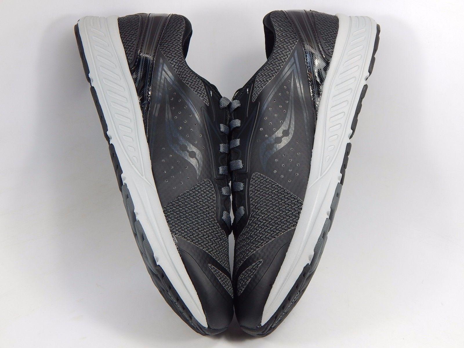 Saucony Grid Seeker Men's Running Shoes Size US 9 M (D) EU 42.5 Black S25302-3