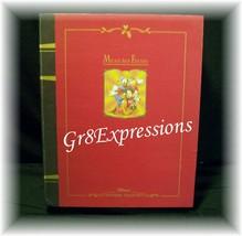 DISNEY MICKEY & FRIENDS STORYBOOK CHRISTMAS ORNAMENT CO - $49.95