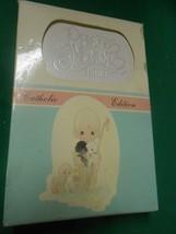NIB-Great Collectible Precious Moments Keepsake Edition BIBLE-FREE Postage Usa - $10.48