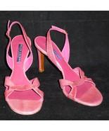 Ralph Lauren Collection Purple Label Italy 3 1/2 High Heel PINK Pumps Sh... - $44.51