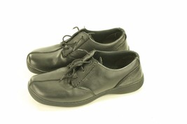 Dr. Martens Anti-Static Oil Slip Resistant Air Cushion Sole Leather Blac... - $43.99