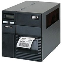 Oki Data LE810DS LE810DT Direct Thermal Printer - 203 dpi - 152.4 mm/sec... - $280.35