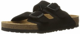 Jambu Women's Woodstock Slide Sandal 6 Black - $67.32