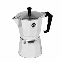 Stovetop Espresso Maker by COFFEEDDICTED   Italian Coffee Mocha Maker 6 ... - $22.35