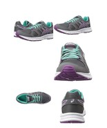 Asics Gel Tennis Shoes Size 8 Unifire TR3 Doctor Approved Running Gray T... - $24.75