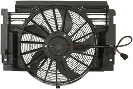 CONDENSER FAN BM3020102 FOR 01 02 03 04 05 06 BMW X5 SERIES 3.0L 4.4L 4.6L 4.8L image 2
