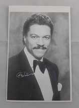 """Billy Dee Williams 5""""x3"""" Black and White Picture - $7.00"""