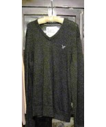 American Eagle Outfitters Black Long Sleeve V neck sweater New - $20.00