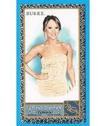 Cheryl Burke 2011 Allen & Ginter's Mini Black Card #242 ~ DANCING WITH T... - $12.00