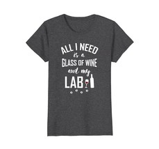 Labrador Dog Shirt Funny Lab Retriever T-Shirt Gift Women - $19.99+