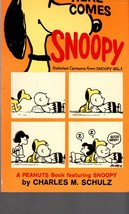Here Comes Snoopy By Charles M. Schulz - $3.95