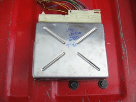 ECM P09480760 Transmission 6 Cylinder Fits 01-04 VOLVO 80 SERIES - $55.24