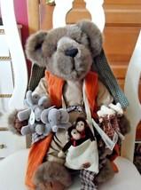 "Boyds Bears Limited Edition Stuffed Plush Mr. Noah's & Friends 14"" - $45.00"