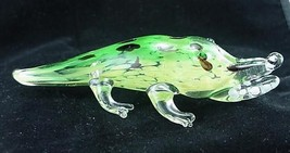 New Art Glass ALLIGATOR Crocodile - $12.00