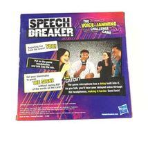 Hasbro Speech Breaker Interactive Board Game image 4