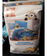 Despicable Me Minions 4 PieceTwin/Single Size Comforter Sheet Set - $75.00