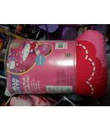 Hello Kitty Microfiber Twin Bedding Comforter a... - $70.00
