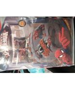 Ultimate Spiderman Twin/Single Size Comforter Sheet Set - $77.00