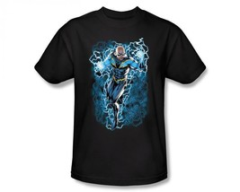 DC Comics Black Lightning Men's Black Adult Shirt - $25.52 CAD