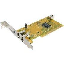 StarTech.com 2 PORT FIREWIRE PCI Card 1394 ( PCI1394_2 ) - $18.99