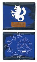 FullMetal Alchemist Brotherhood State Alchemist Roy Mustang Wallet GE615... - $29.99