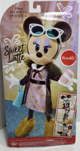 Disney Minnie Mouse Sweet Latte 9-Inch Poseable Doll With Cup - $18.80
