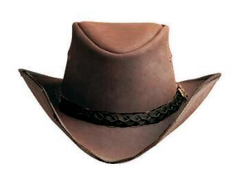 BC Hats 6807 Bush and City Shapeable Brim Rainproof Soft Suede Sweatband