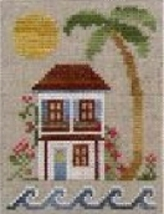 West Coast Sea To Shining Sea Thread Pack cross stitch LHN- Classic Colorwork - $14.40