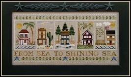 FULL BUNDLE Sea To Shining Sea (6) Silk Thread Packs LHN -  Classic Colorworks - $81.60
